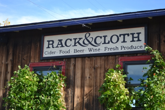 Rack + Cloth Cider